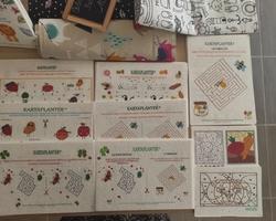 Cartes jeux à planter - Un Monde en Vrac - Marennes