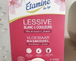 Lessive fleur de cerisier et jasmin - Un Monde en Vrac - Marennes