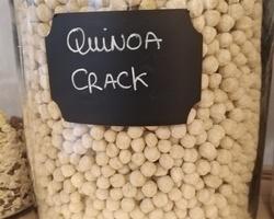 Quinoa crack - Un Monde en Vrac - Marennes