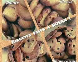 Biscuits beurre salé - Un Monde en Vrac - Marennes