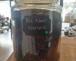 Riz noir Nerone - Un Monde en Vrac - Marennes