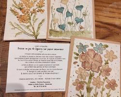 Carte à planter - Un Monde en Vrac - Marennes
